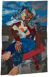 Katherine-a-la-Picasso